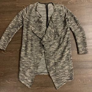 2 for $30 Dynamite black & white cardigan sweater